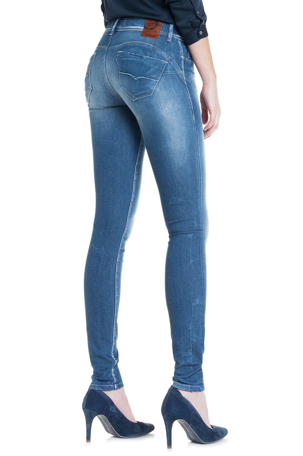 Wonder push up skinny jeans