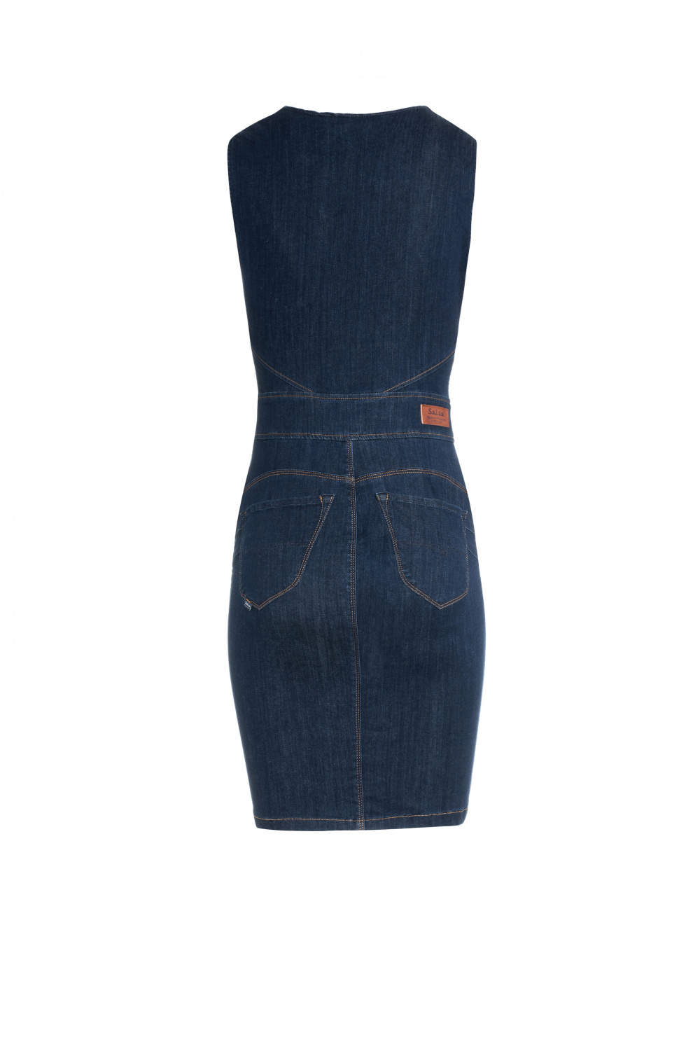 Secret Denim Dress